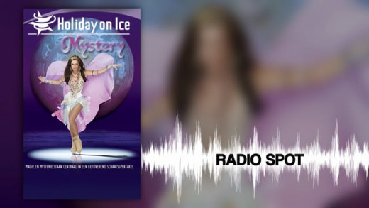 HOLIDAY ON ICE MYSTERY – Radio Spot