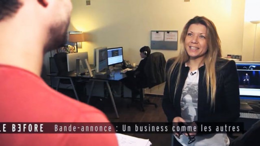 LE BEFORE – Canal +