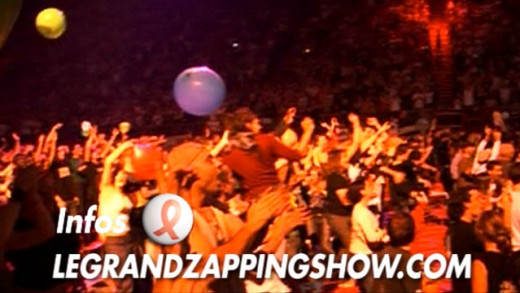 LE GRAND ZAPPING – TV Spot Canal +