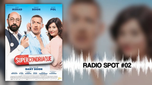 SUPERCONDRIAQUE – Radio Spot 02