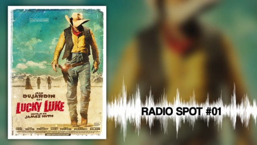 LUCKY LUKE – Radio Spot 01