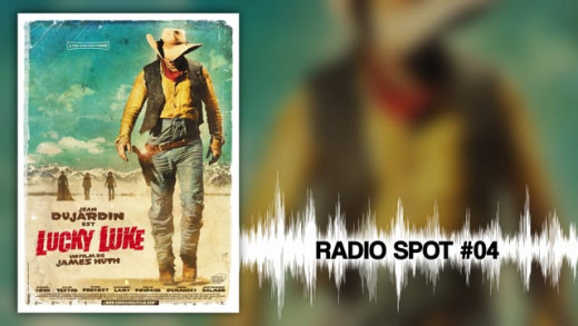 LUCKY LUKE – Radio Spot 04